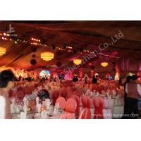 Wholesale Large Square Aluminum Structure Wedding Decoration Tent Wedding Party Marquee from china suppliers