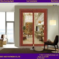 Wholesale 2015 best selling Aluminium Laminated glass french door folding door from china suppliers
