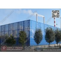 Steel Wind Barrier Panels