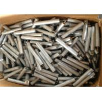 Wholesale AZ63B AZ31B ASTM B 843-1995 Extruded magnesium anode rod for water heater from china suppliers