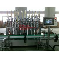 Wholesale Mechanical Driven Type and Filling Machine Type Geranium Oil Filling Machine from china suppliers
