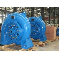 Wholesale Small Hydro Turbine Generator Unit 750r/min 1.48m³/s Stainless Steel 400kW from china suppliers