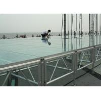 Wholesale Professional18mm Acrylic Stage Platform with Adjustable Stage legs from china suppliers