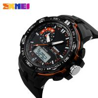 Japan Movement Mens Digital Watches Customized 12/24H Formats Selectable