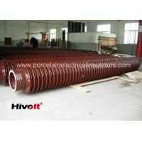 Buy cheap 800KV OEM Accept Hollow Core Insulators Electrical Insulating Material from wholesalers