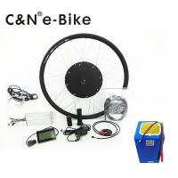 Wholesale 1000 Watt Fastest Off Road Electric Bike Conversion Kit Both Sides Power Off Brake from china suppliers