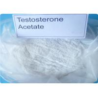 Wholesale Powder Bulk Steroids To Build Muscle Gain Testosterone Acetate CAS 1045-69-8 from china suppliers