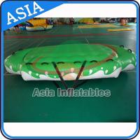 Wholesale 3.3m X 2.1m Digital Printing UFO Inflatable Water Boat Customized Color from china suppliers