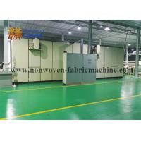 Quality White Color Non Woven Hydrophilic Fabric Making Machine Full Automatic for sale