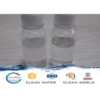 Wholesale A/B Agent clear liquid with light blue Coagulant for paint fog Recirculating water flocculant Textile printer Flocculant from china suppliers