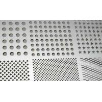 Wholesale Factory Stair Boards 317, 317L, 321, 304 Stainless Steel Checkered Plate, Perforated Sheet from china suppliers