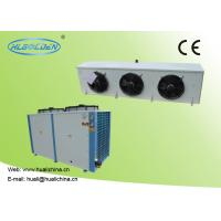 Wholesale High Capacity Low Temperature Chiller Copeland Air Cooled R404a Condensing Unit from china suppliers