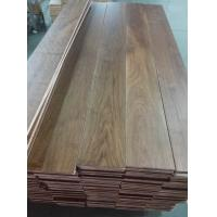 Wholesale American Walnut Engineered wood flooring, wide planks, ABC grade, stained color from china suppliers