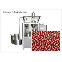 Wholesale PLC Control Pharmaceutical Packaging Machinery Automatic Capsule Filling Machine from china suppliers