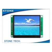Wholesale RS232 / 485 / TTL Interface MCU LCD Module , 65 K Color 3.5'' TFT LCD Module from china suppliers
