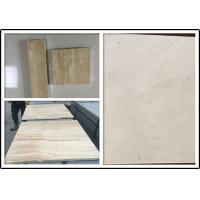 Granite Stone Aluminium Honeycomb Panel With Edge Open For Indoor Decoration