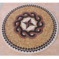 Wholesale Mosaic marble medallion mosaic pattern for Table & Hall Tile from china suppliers