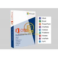 Wholesale Lifetime PKC Version Office 2013 Retail Box / Microsoft Professional Office 2013 from china suppliers