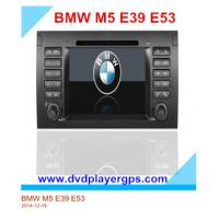 Buy cheap Android car DVD Multi-touch Screen with 3G Wifi Car DVD Player GPS for BMW M5 E39 E53 from wholesalers