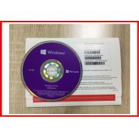 Wholesale Microsoft Windows 10 Pro Retail Box with License Original Coa Italian / French / Korean / Spanish from china suppliers