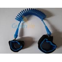 Wholesale Transparent Blue Color 1.5M Expanding Toddler Safety Harness from china suppliers