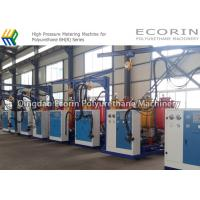 Wholesale Variable Output High Pressure Foaming Machine Alarm Function PU Casting Machine from china suppliers