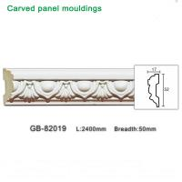 Wholesale Factory price polyurehtane corner wall molding for home interior from china suppliers