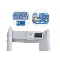 Wholesale Full Body Walk Through Metal Detector Multi Zones High Sensitivity 90V~240V 50/60Hz from china suppliers