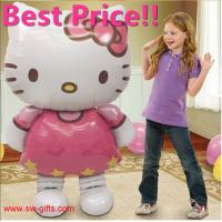 Wholesale Hello Kitty Cat foil Balloons Cartoon Birthday Decoration Wedding Party Inflatable Balloon from china suppliers