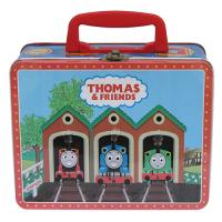 Wholesale Thomas Metal Tin Lunch Box Cute Printed CYMK / Vanished Outside from china suppliers