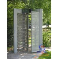 Wholesale Revolving Security Full Height Turnstile Speed Gate Systems With Card Reader System from china suppliers