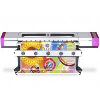 Wholesale Auto Media Feeding 1.6m Eco Solvent Printer USB 2.0 Print Interface from china suppliers