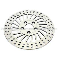 Wholesale Super Glide Silver 292mm Front Brake Rotors With High Braking Performance from china suppliers