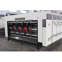 Buy cheap Cardboard Corrugated Box Printing Machine , Carton Slotter / Printer With Automatic Feeder from wholesalers