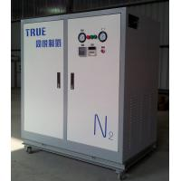Wholesale Stainless Mobile Nitrogen Gas Generator , Food Retain Freshness Nitrogen Gas System from china suppliers