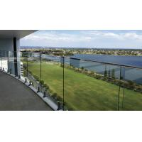 Wholesale Cheap Price Frameless Tempered Glass Water Pool Railing / Balustrade from china suppliers