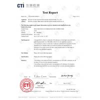 Tianjin Ruiyuan Electric Material Co,.Ltd Certifications
