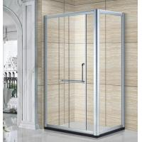 Buy cheap shower enclosure shower glass,shower door B-3707 from wholesalers