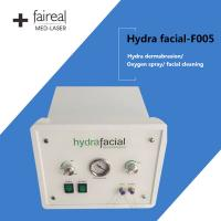Wholesale Hydra dermabrasion oxygen facial machines and cleansing make skin revitalizer from china suppliers