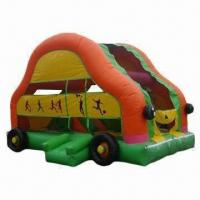 Wholesale Mini Inflatable Bouncer, Suitable for Gardens, Malls and Supermarket, Available in Various Colors from china suppliers