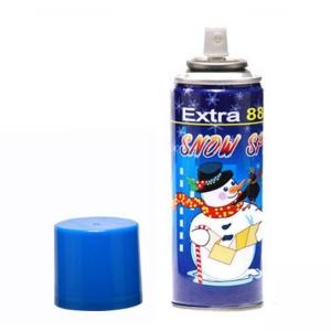 Wholesale Factory directly birthday opening celebration holiday indoor party snow spray foam from china suppliers