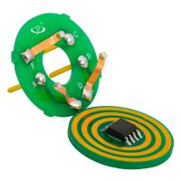 Wholesale IP54 Small Ethernet Slip Ring For Index Table , Low Electrical Noise from china suppliers