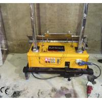 China Automatic Mortar Concrete Plastering Machine Stainless Steel 304 Structural on sale