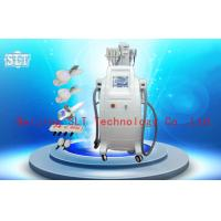 Wholesale Zerona Lipo Laser Cryolipolysis Slimming Machine / Velashape IR Vacuum Roller Radio Frequency from china suppliers
