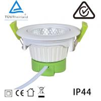 Wholesale SAA cob Plastic clad led downlight from china suppliers
