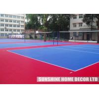 Wholesale PP Recycled Modular Outdoor Flooring Waterproof Interlocking floor antiseptic for backyard/garden from china suppliers