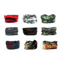 Wholesale Pack of 9PCS, Outdoor Multifunctional Sports Magic Scarf, Magic Bandanas Tube from china suppliers
