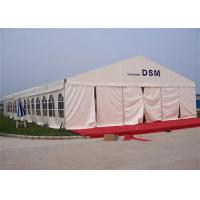 Wholesale A Frame Outdoor Temporary Industrial Storage Buildings For Cargo / Car Storage from china suppliers