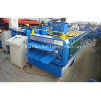 Wholesale Color steel Double Layer Roll Forming Machine from china suppliers