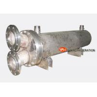 Wholesale Water Cooled Shell & Tube Titanium Heat Exchanger ForMarine Engine / Boat Engine from china suppliers